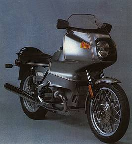 R 100 RS - legenda BMW